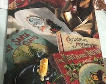 Vintage Craft Book: Once Upon A Christmastime