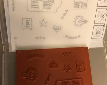 Stampin Up! You Brighten My Day