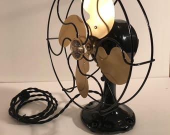 1927 Emerson Jr. 10 inch Oscillating Fan