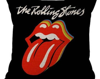 Rolling Stones Pillowcase