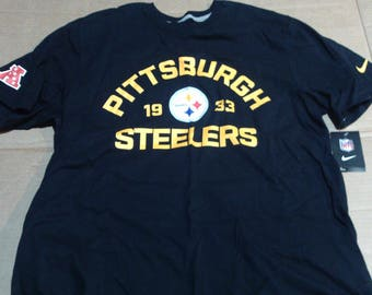 Pittsburgh Steelers Shirt - Mens Size Extra Large
