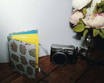handmade scrapbook,memory/photo book/very unique/special gift for valentines or birthday,etc.