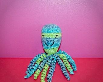 Octopus Crochet Toy