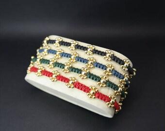 Bracelet Fiori Yellow gold
