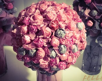 Valentine's Day Lollipop Bouquet