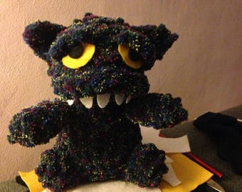 Monster AMIGURUMI