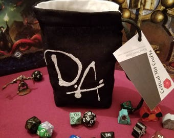 Dumbledore's Army Dice bag