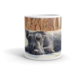 Watch Scottish Terrier 11oz Coffee Mug