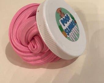 pink velvet cupcake batter slime