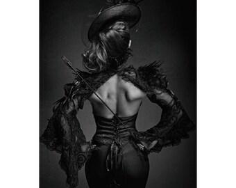 Female Alpha - Fineart Print