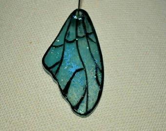 Wing fairy pendant