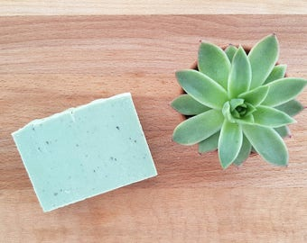 Lemon Grass, Murumuru Butter and White Clay Soap