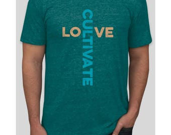 Cultivate - Blend T-Shirt
