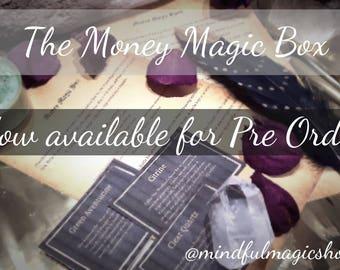 Pre order The Money Magic Box