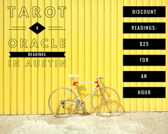 1 Hour Discount Reading