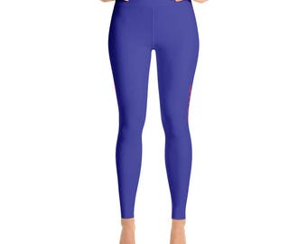 Leggings, Dark Blue, Sport, Yoga, New Color Style, BossGirl, AdoreDesignBoutique
