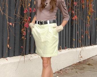 Kiss My Pocket skirt