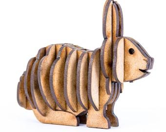 Lasercut Rabbit Kit