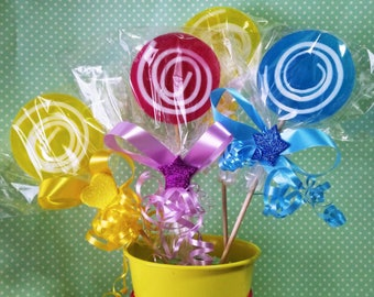 Soap Lollipops