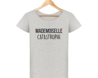 T-shirt Miss disaster