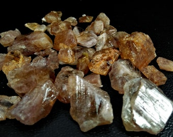 276.40 CT Unheated & Natural Brown Axinite Rough Stone Lot