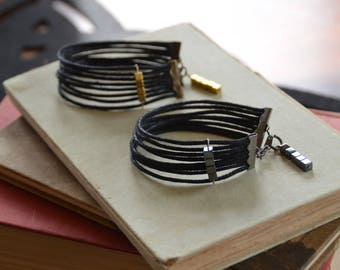 Metal Beaded Bracelet