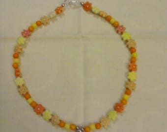 Brand New Handmade child's necklace with gift bag