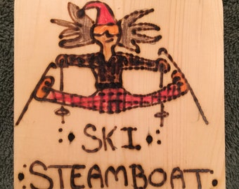 Ski Steamboat