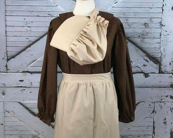Custom Ladies Prairie Dress Set