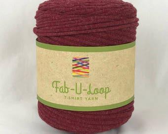 "T-Shirt Yarn - ""Pleasure""  ~160 yards, 130 m"