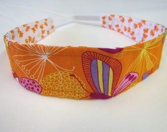 Headband | Cotton Headband | Reversible Headband | Headband for Girls | Headband for Women | Elastic Headband | Hair Accessories