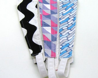 Clearance - Sale - Gift - Gracie Designs Headbands - 3 pack - graphic prints