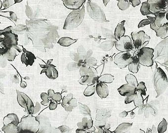 Kelly Ripa Home Ethereal Dance Ebony Home Decorating Fabric By The Yard