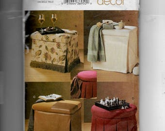 Simplicity Slipcovers Pattern 5383