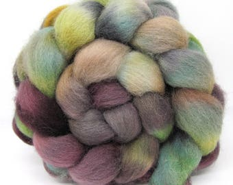 Dorset Horn Hand Dyed Combed Wool Top 100g DH65