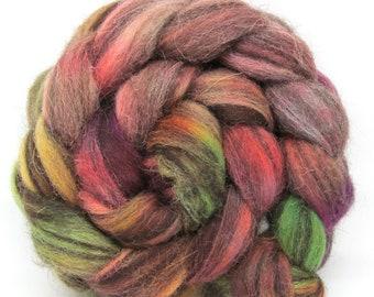 Jacob Humbug Kettle Dyed Wool Top JHT66  100g - 3.5oz