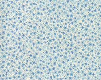 Biscuits and Gravy - Bee Crazy in Creamy White: sku 30483-13 cotton quilting fabric by BasicGrey for Moda Fabrics