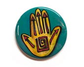 Hamsa Fridge Magnet or Ha...