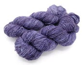 SALE Bad Puns are How Eye Roll Singles Fingering Weight Hand Dyed Yarn - In Stock