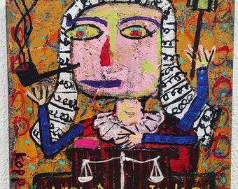 Shrewd Judge