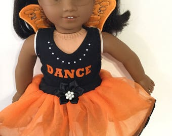 """4pc dancing#10 that fits 18"""" dolls like the American girl"""