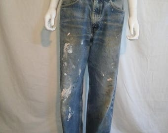 Closing Shop 40%off SALE Levis 550 Jeans - 90s Levis waist W 33