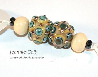 Lampwork  Art Jewelry by Jeanniesbeads #2328