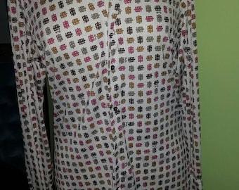 Emilio Pucci for Chesa Vintage Shirt - M