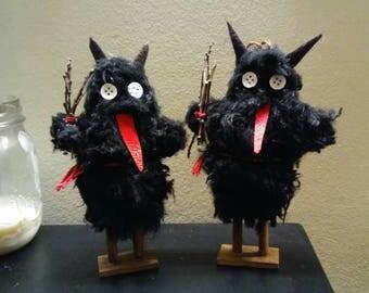 Christmas Demon Ornament