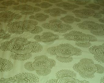 Amy Butler Midwest Modern Floating Buds in Sage ab33-sage by the fat quarter or half yard