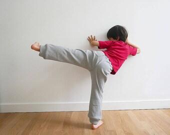 New! KIDS TROUSERS - PDF e pattern - Kids Sweatpants - 3Y