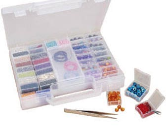 Beadsmith Organizer Carry Case BC499