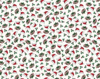 ON SALE Riley Blake Designs Kewpie Christmas - Cream Dizzy