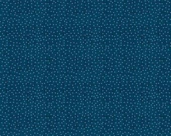 ON SALE Emily Hayes for Penny Rose Something Blue Texture Navy
